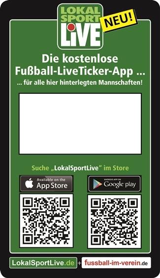 LiveTicker von LokalSportLive.de mit der Mannschaft FSV  Kottingw�rth