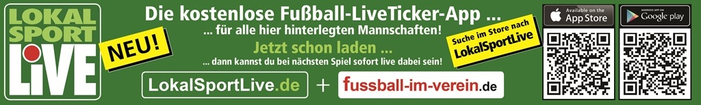 LiveTicker der Spielpaarung FSG Kirtorf 2 - FSG Alsfeld/Eifa 2