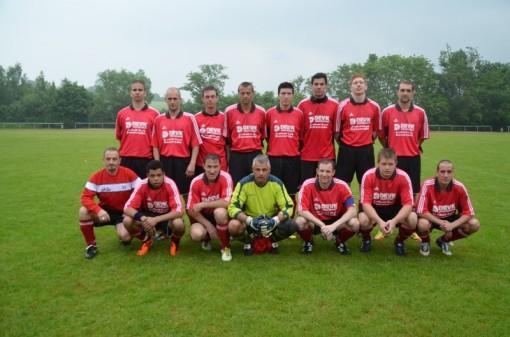 Mannschaftsfoto/Teamfoto von SV Kleinensee