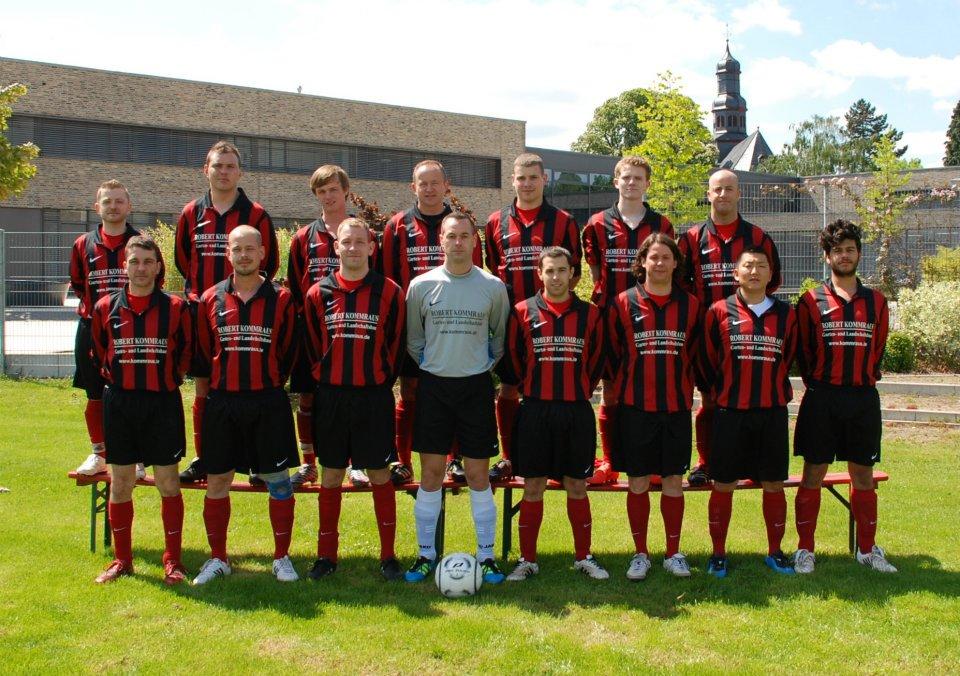 Mannschaftsfoto/Teamfoto von SV Bommersheim