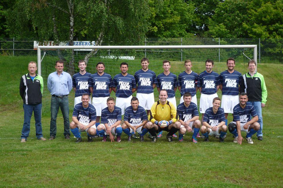 Mannschaftsfoto/Teamfoto von SG Gaudernbach/Hasselbach