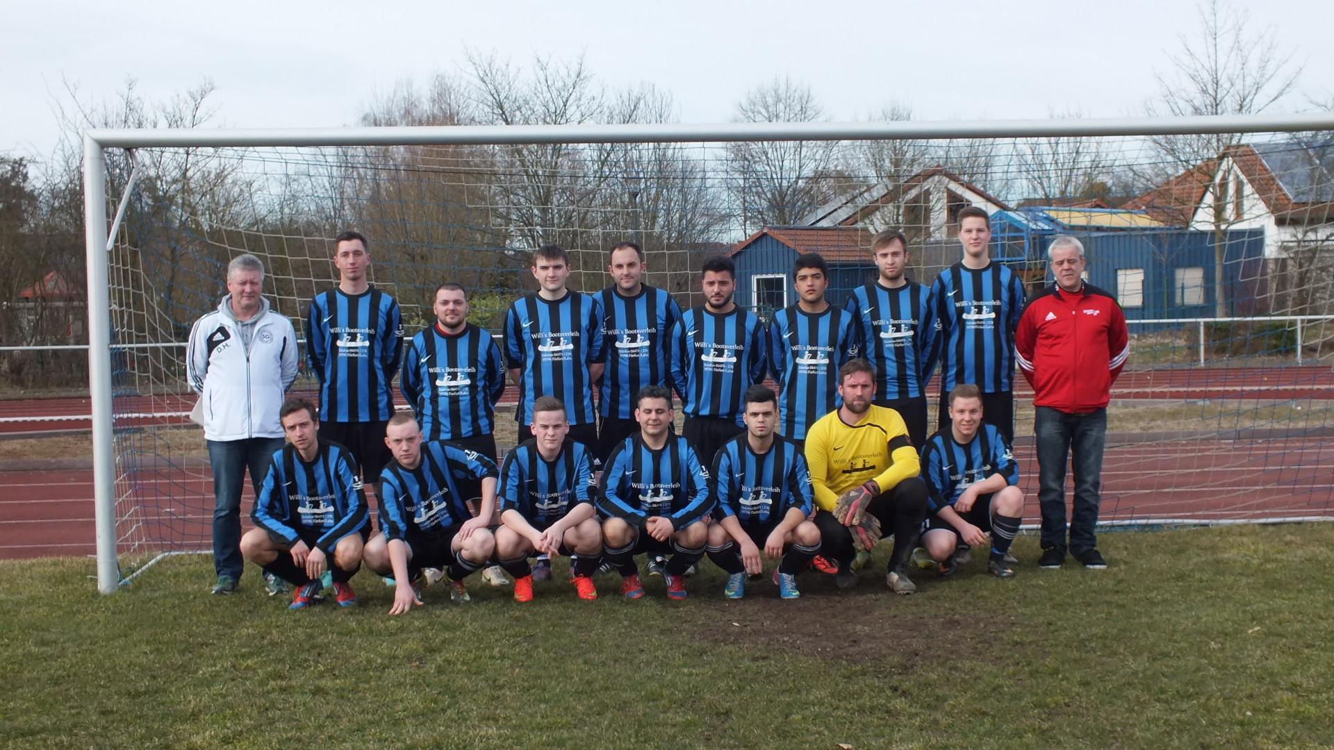 Mannschaftsfoto/Teamfoto von FV Weilburg