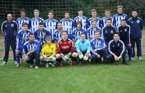Teamfoto, Mannschaftsfoto SV Millingen