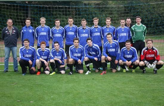 Teamfoto, Mannschaftsfoto SV Millingen 2