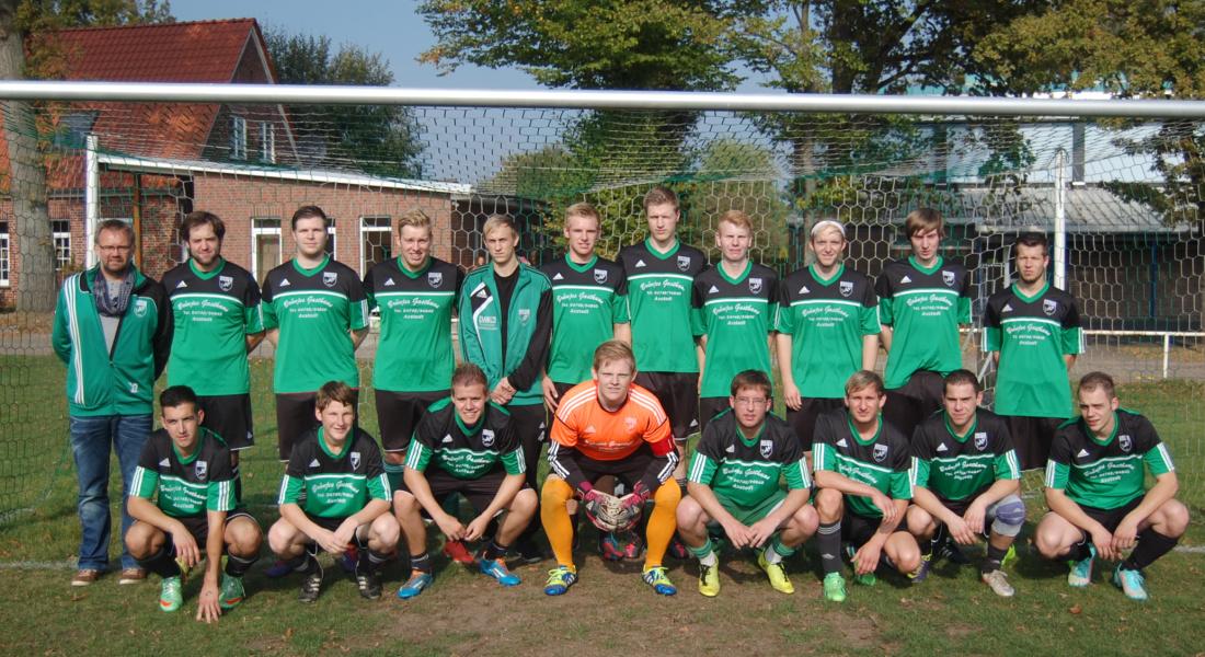 Mannschaftsfoto/Teamfoto von TV Axstedt