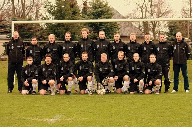 Mannschaftsfoto/Teamfoto von SV Fortuna Langenau