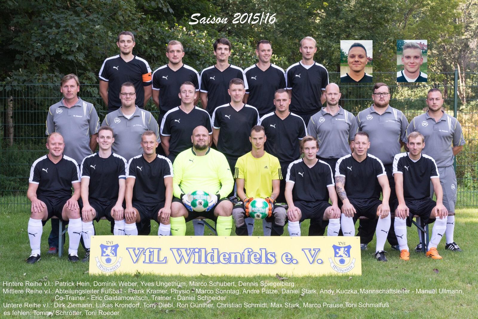 Vfl Wildenfels