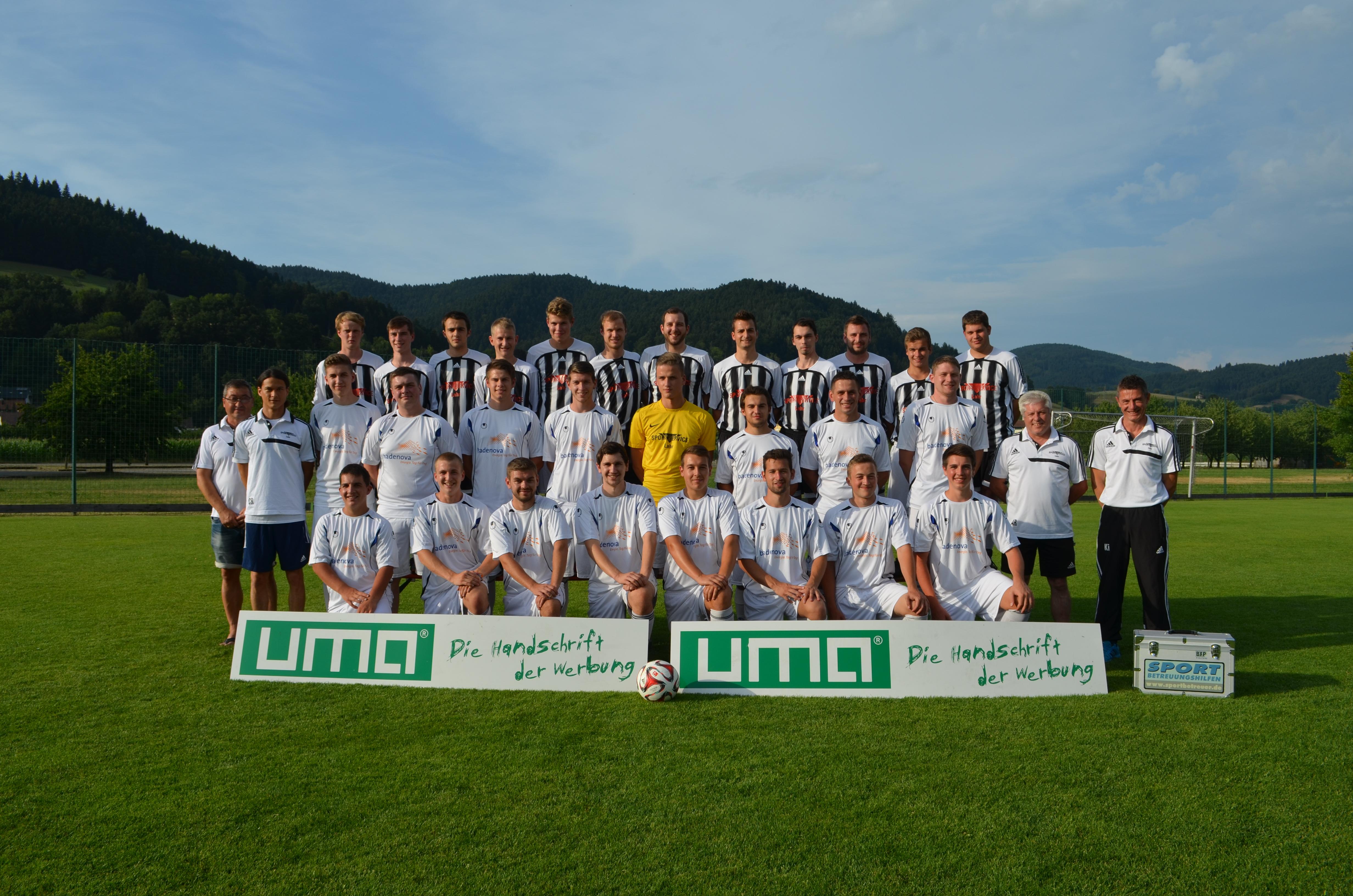 Mannschaftsfoto/Teamfoto von FC Fischerbach