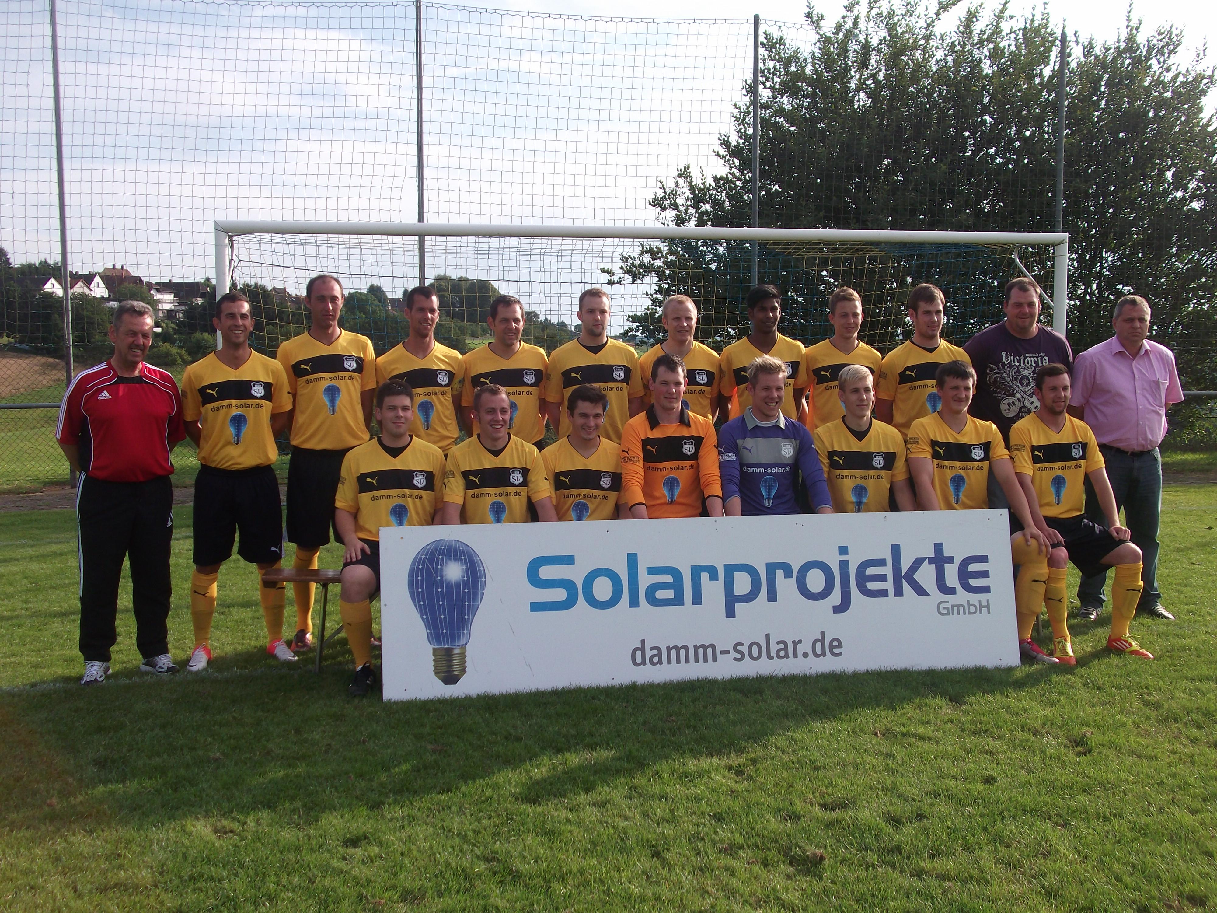 Mannschaftsfoto/Teamfoto von SV Herschberg
