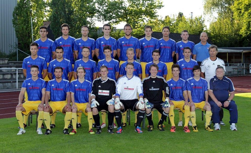 Mannschaftsfoto/Teamfoto von FC Marbach