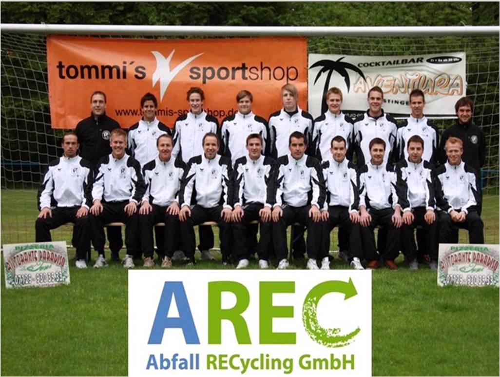 Mannschaftsfoto/Teamfoto von FC Engstingen