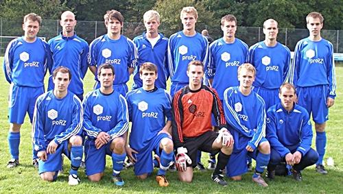 Teamfoto, Mannschaftsfoto SG Müschenbach