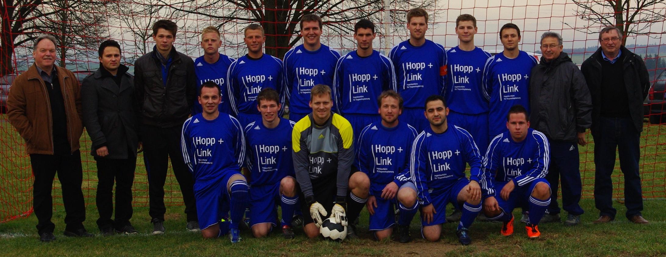 Mannschaftsfoto/Teamfoto von SVC Kastellaun
