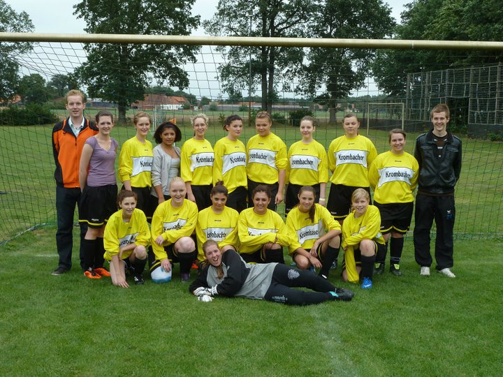 Teamfoto, Mannschaftsfoto SV Hämelhausen