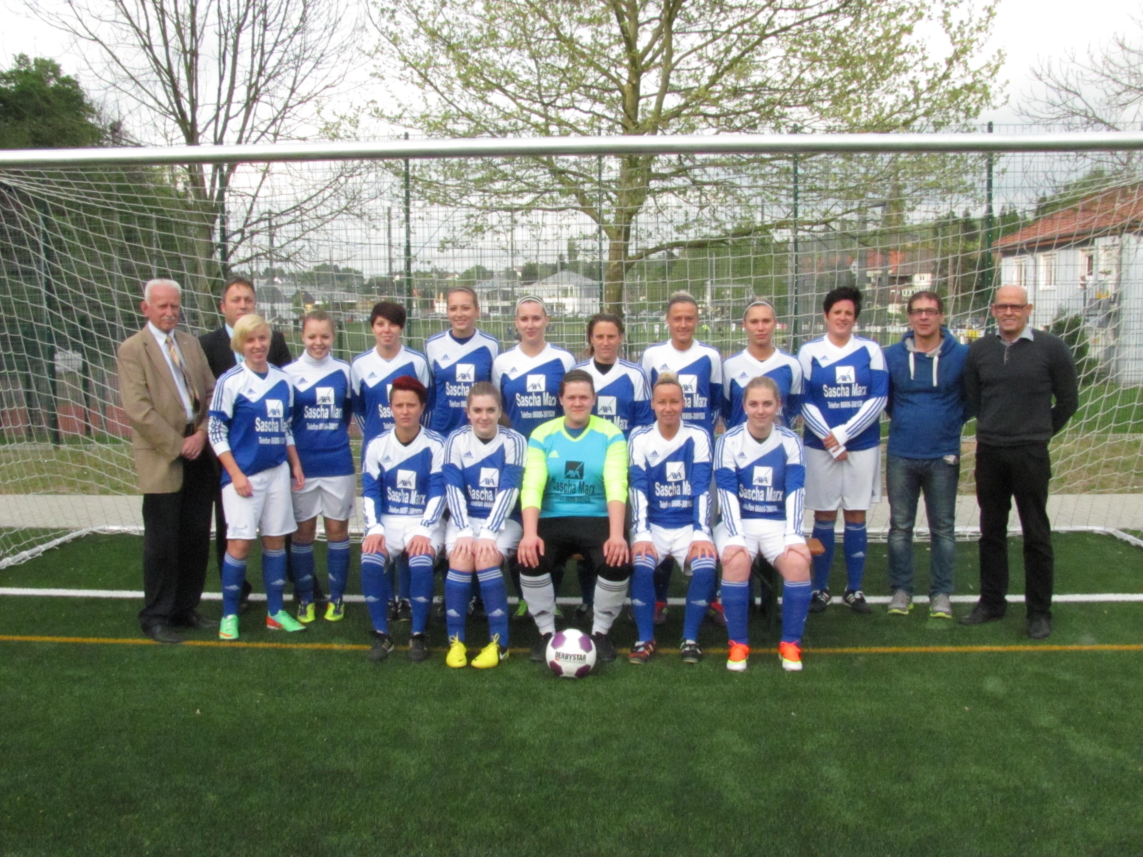 Mannschaftsfoto/Teamfoto von 1. FC Riegelsberg