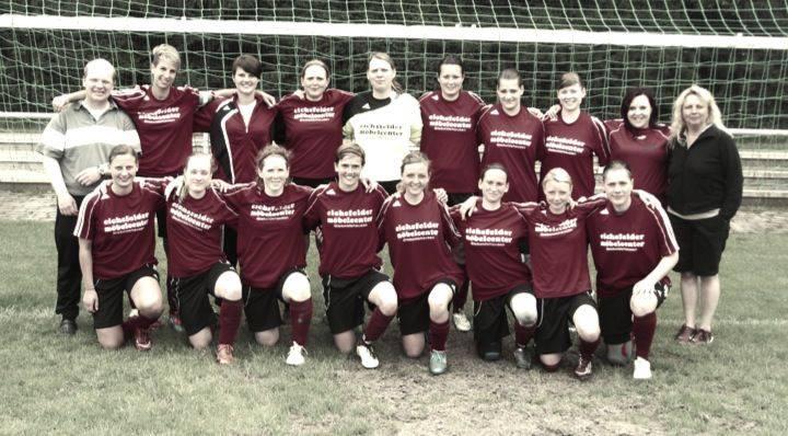 Teamfoto, Mannschaftsfoto FFC Renshausen
