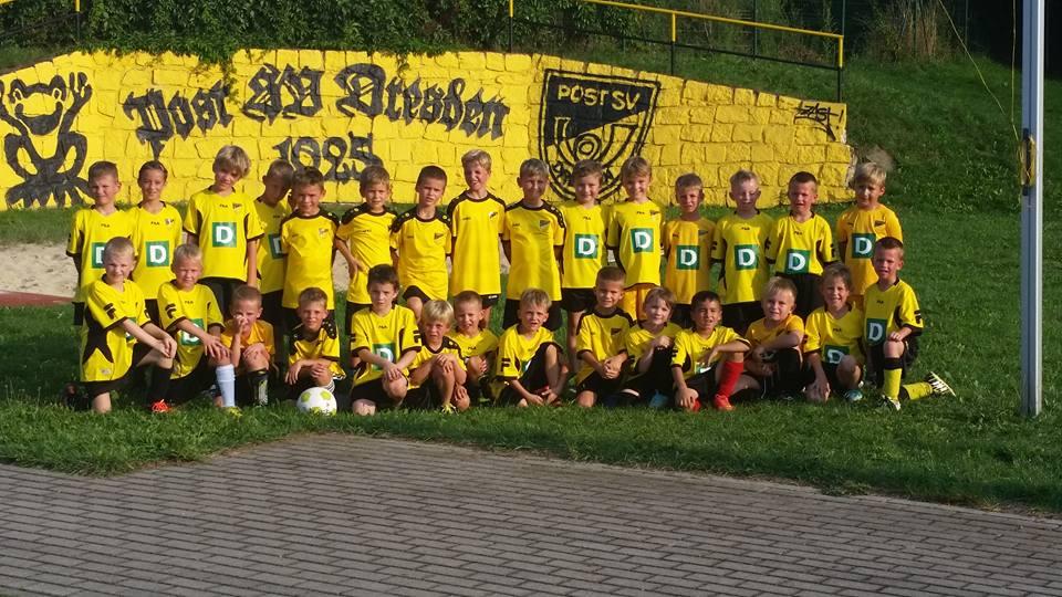 Post Sv Dresden Fußball