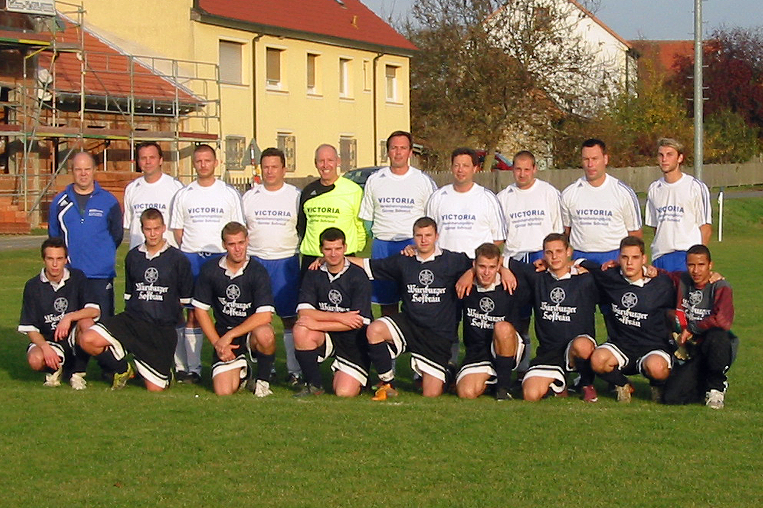 Mühlhausen Fussball