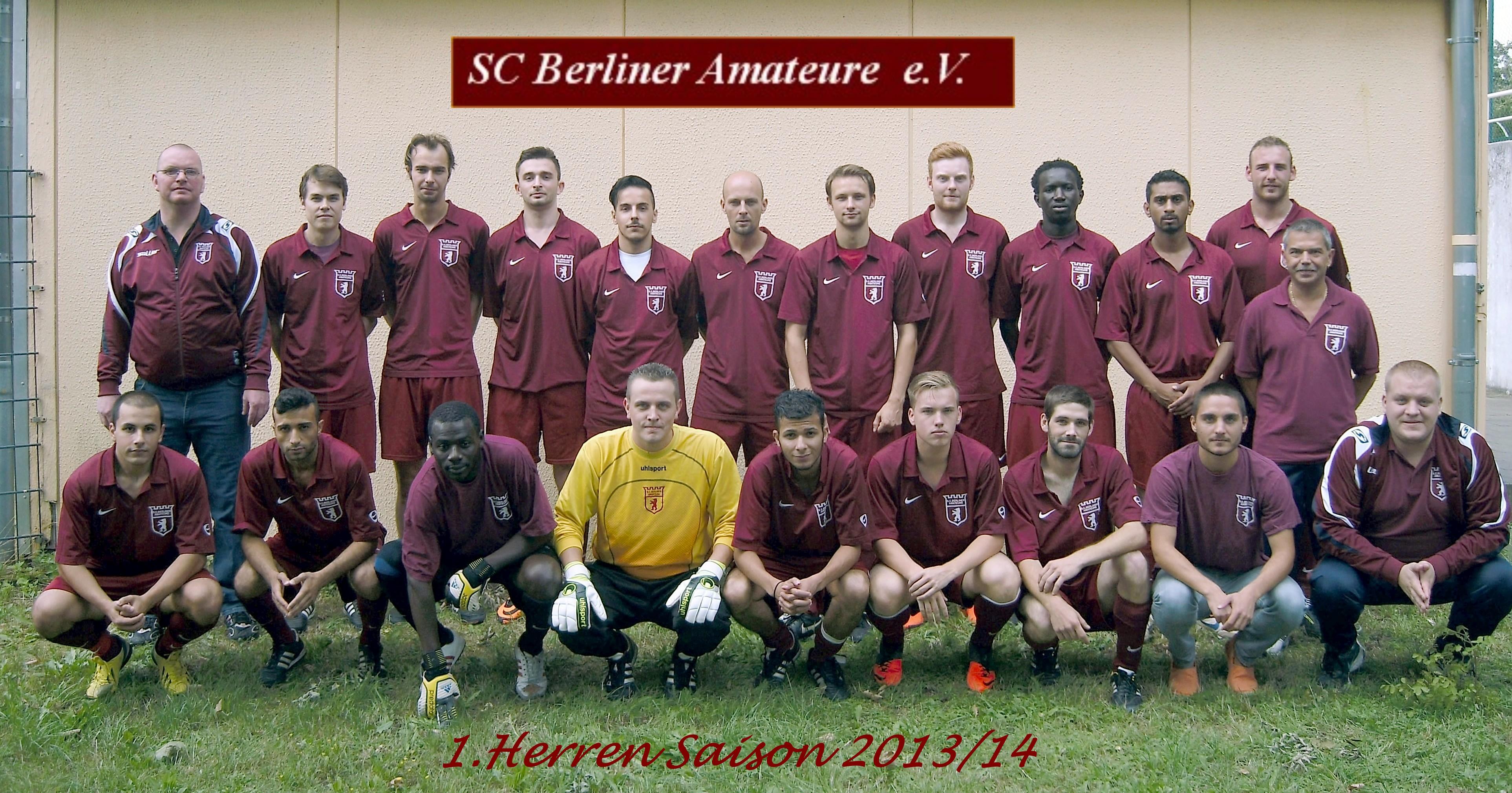 Sc Berliner Amateure