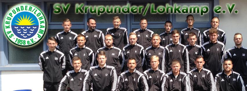 Mannschaftsfoto/Teamfoto von Lohkamp