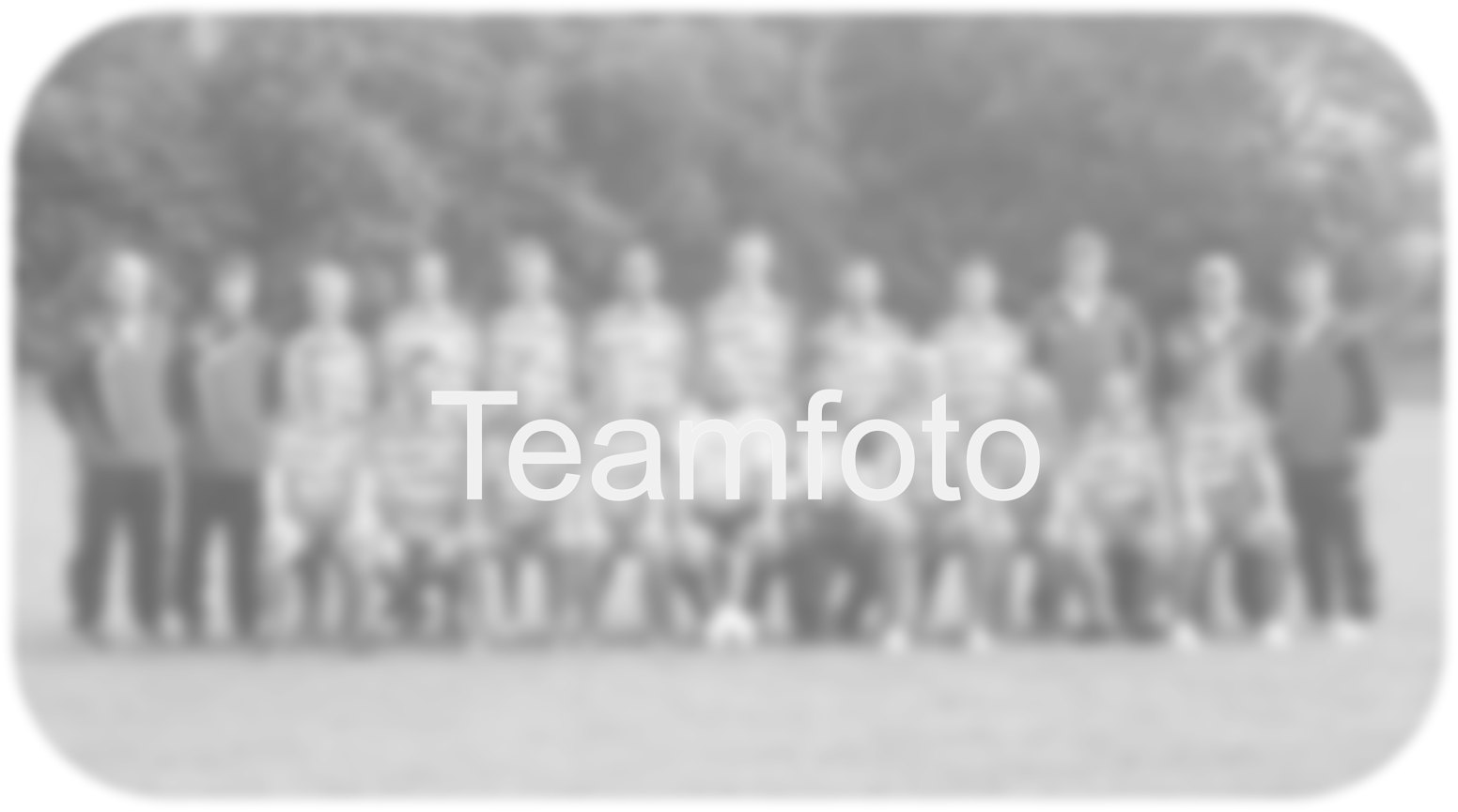 Mannschaftsfoto/Teamfoto SV Blau-Wei� Holungen
