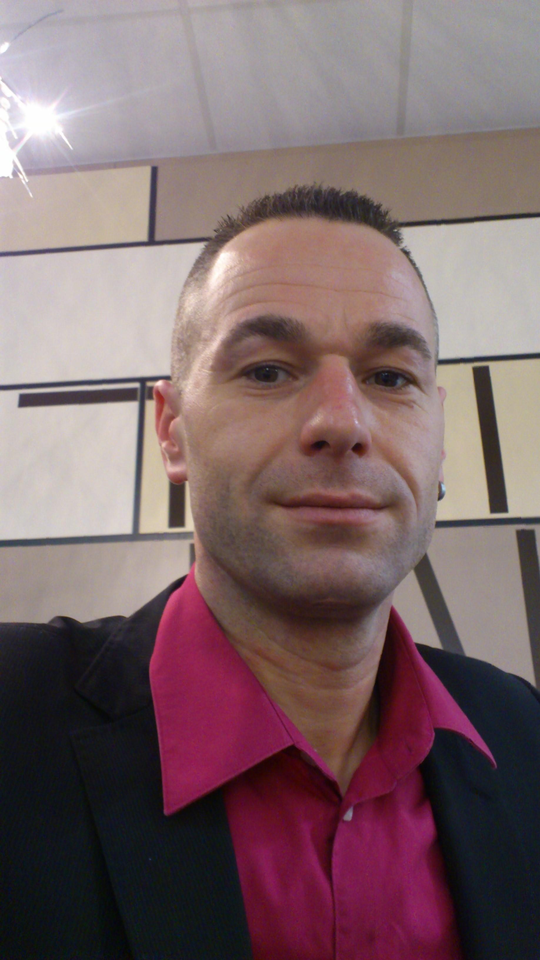 Foto / Portrait Spieler Michael Kösterke