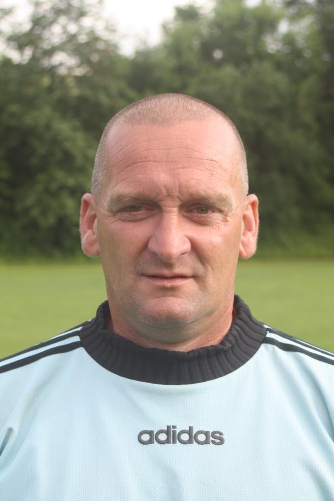Foto / Portrait Spielertrainer Heiko Eppel