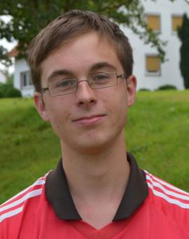 Foto / Portrait Spieler Marius Vogt