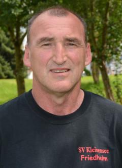 Foto / Portrait Torwart-Trainer Friedhelm George