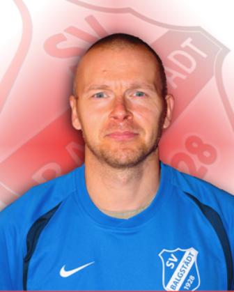 Foto / Portrait Spielertrainer Sven Eisemann
