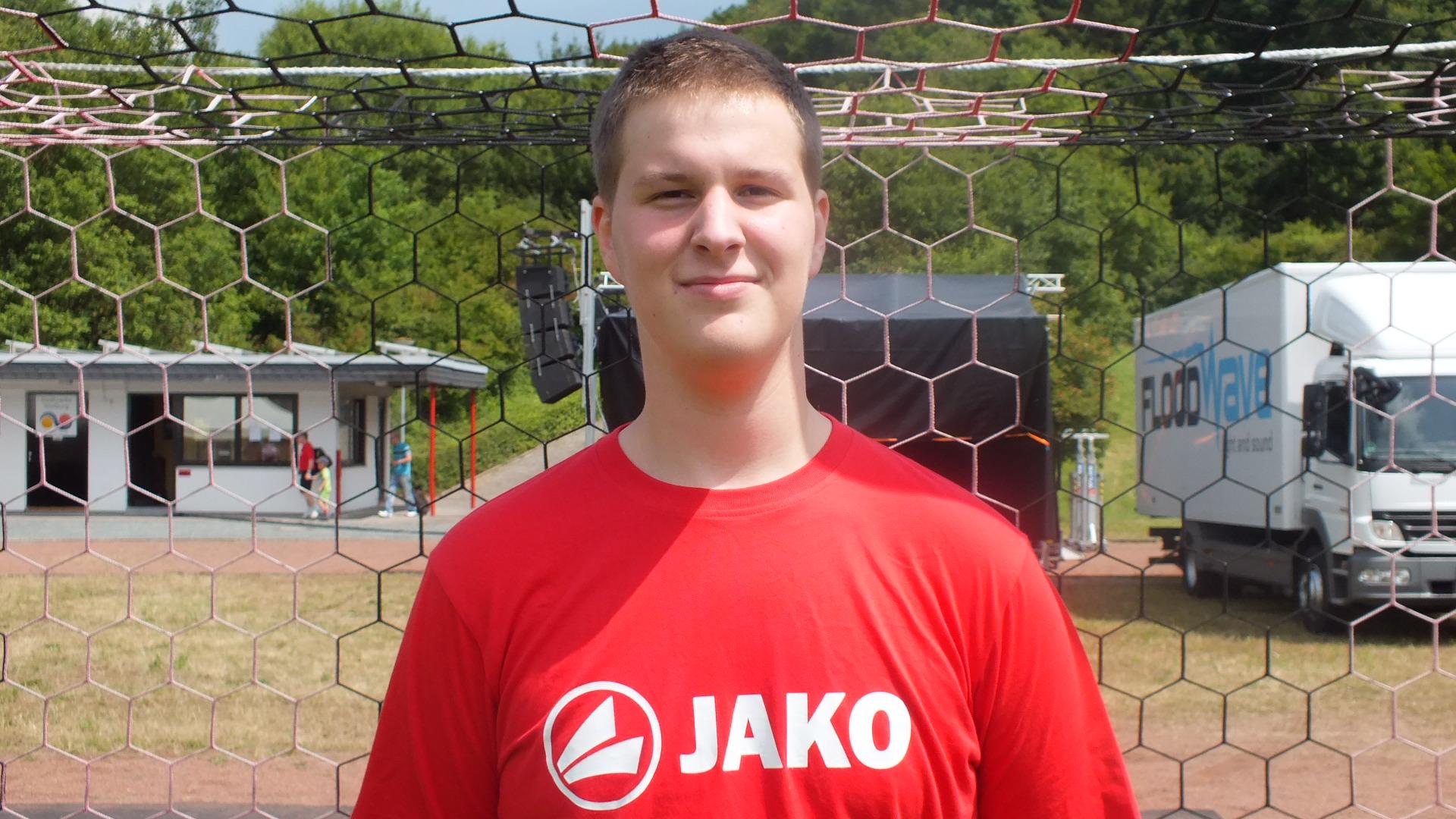 Foto / Portrait Spieler Kai Kreuzer