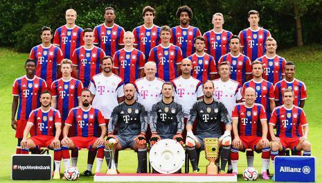 Bild / Eindrücke von FC Bayern München