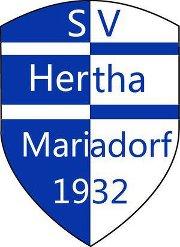Wappen / Logo des Teams Hertha Mariadorf