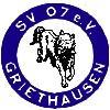 Wappen / Logo des Vereins SV 07 Griethausen