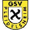 Wappen / Logo des Teams GSV Pleidelsheim