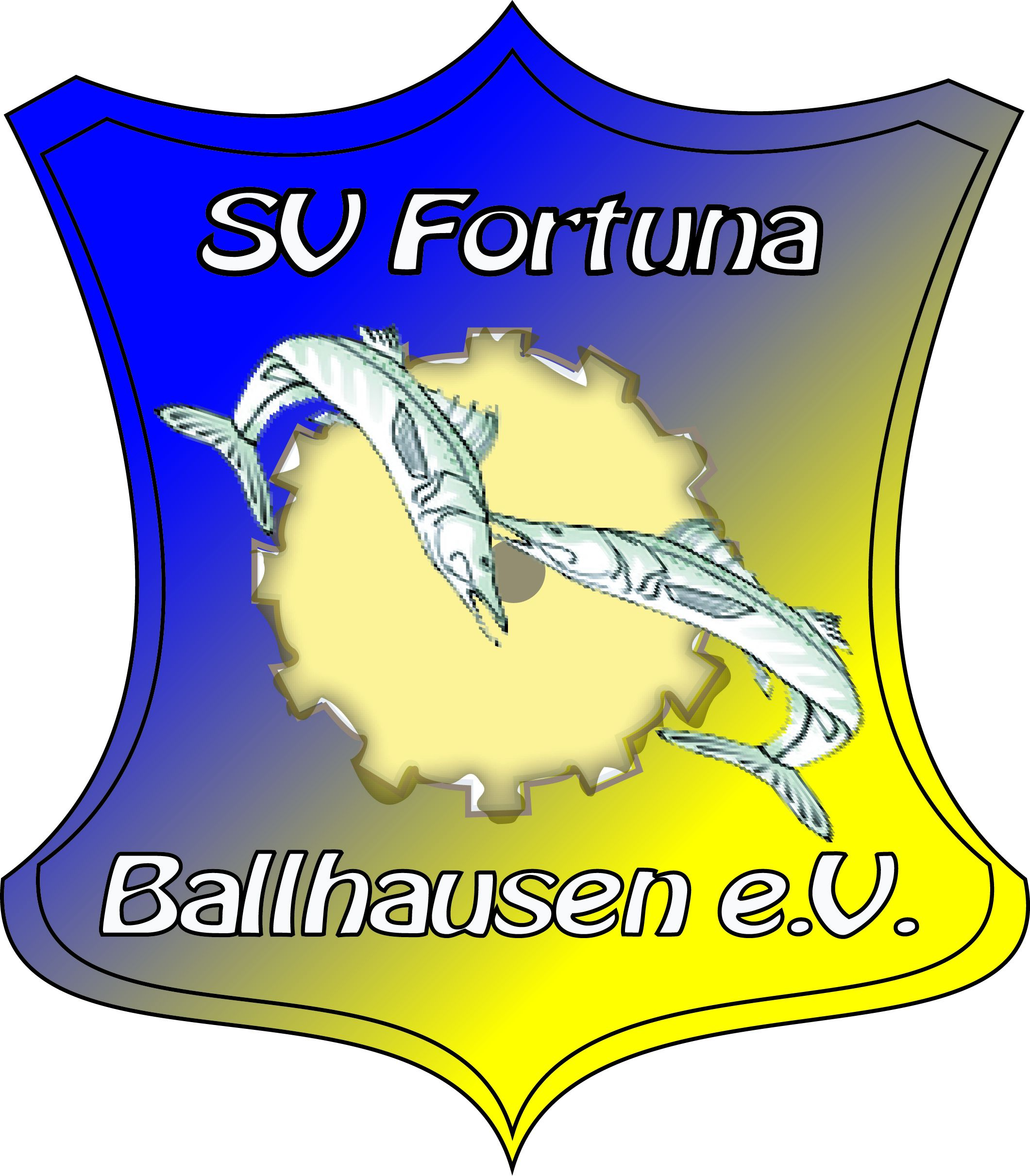 Wappen / Logo des Teams SG Ballhausen/Schwerstedt