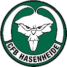 Wappen / Logo des Teams CFB Hasenheide