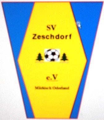 Wappen / Logo des Teams SV Zeschdorf