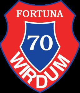 Wappen / Logo des Teams Fortuna 70 Wirdum