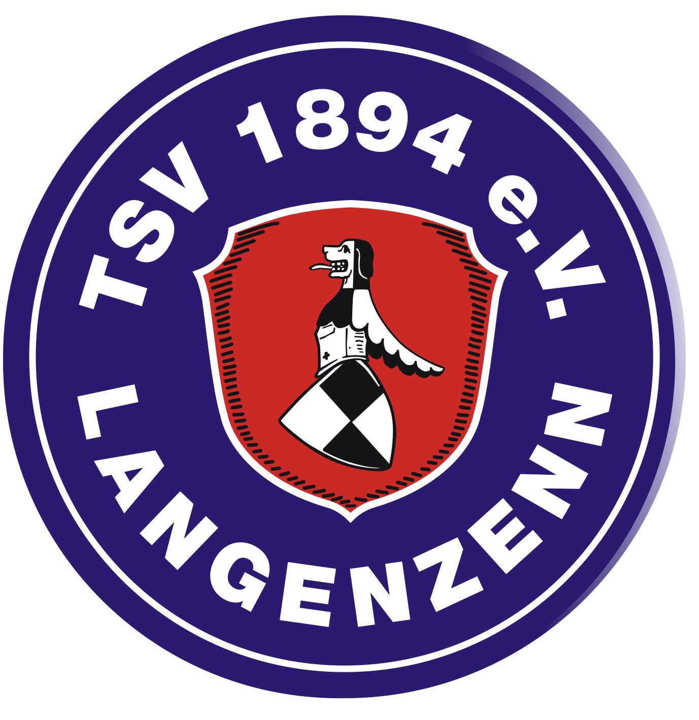 Wappen / Logo des Vereins TSV 1894 Langenzenn