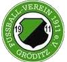 Wappen / Logo des Teams FV Gröditz 1911