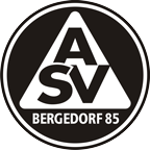 Wappen / Logo des Teams ASV Bergedorf 85 1.AH