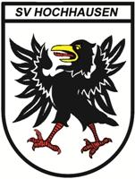 Wappen / Logo des Vereins SV Hochhausen