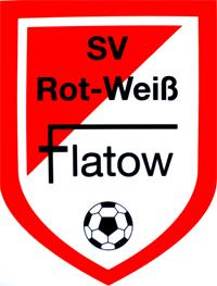 Wappen / Logo des Teams SV Rot-Weiß Flatow