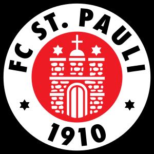 Wappen / Logo des Vereins St. Pauli