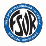 Wappen / Logo des Vereins FSV Harburg-Rönneburg