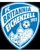 Wappen / Logo des Vereins FC Eichenzell