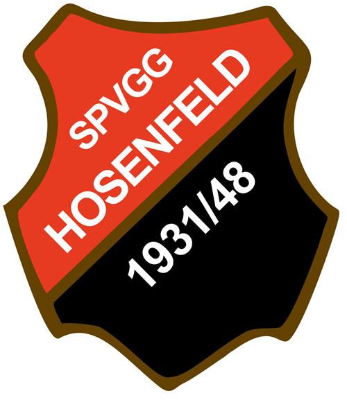Wappen / Logo des Teams Spvgg. Hosenfeld